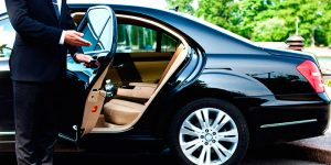 Rent a car with a driver