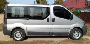 Трансфер такси Renault Trafic