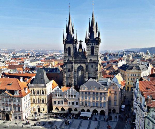 Трансфер в Прагу 3