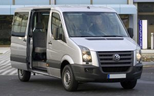 Трансфер таксі Volkswagen Crafter