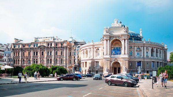 Трансфер на такси Одесса